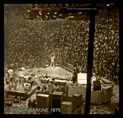 The Rolling Stones perform at The Spectrum for the very last time. This was the encore of their TOTA, which included music as well as musings