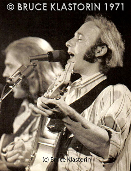 Stephen Stills in concert photo 1971