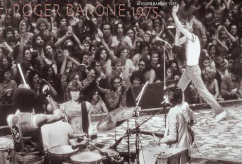 rolling stones spectrum arena 1975