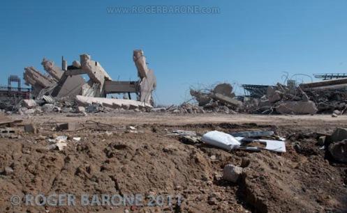 spectrum arena demolition