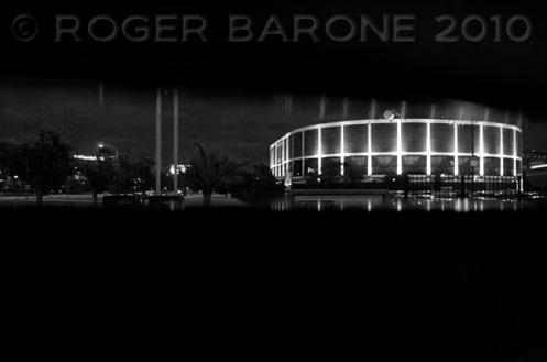 "Spectrum Arena night ""noir"""
