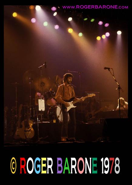 Eric Clapton Spectrum Arena