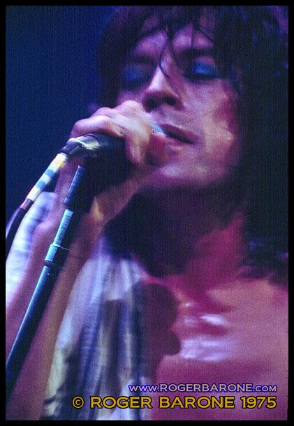 mick jagger spectrum arena 1975