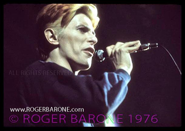 David Bowie Konzert