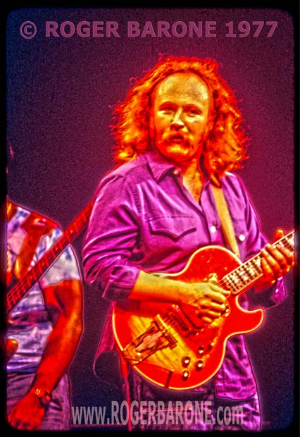 david crosby performs at spectrum arena with crosby, stills & nash: june, 23, 1977 photo by roger barone